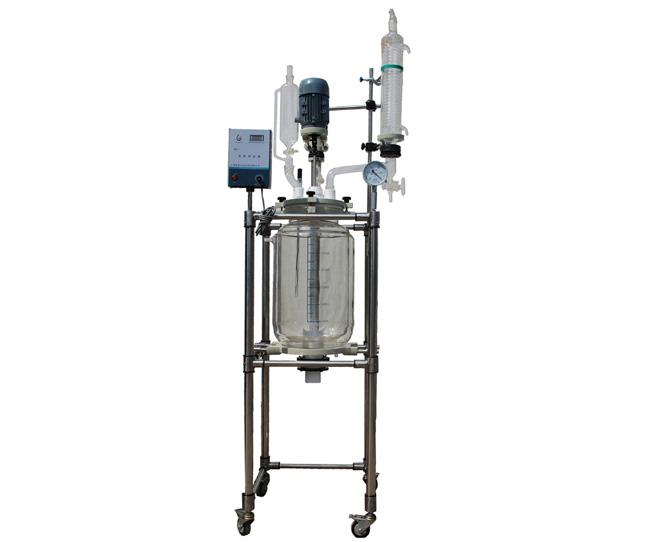 玻璃反应釜系列