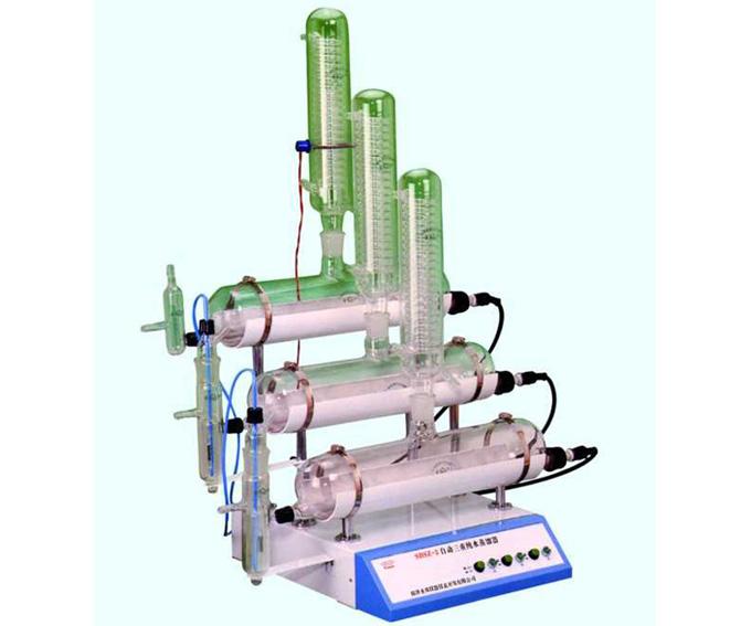 自动三重纯水蒸馏器