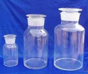 白广口试剂瓶